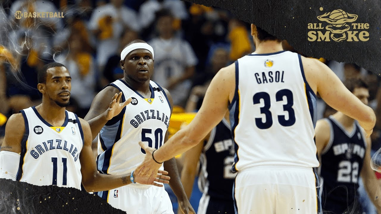 Zach Randolph Opens Up About His Time W/ The Grizzlies & Blake Griffin Beef   ALL THE SMOKE