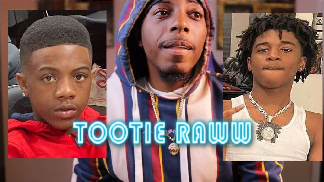 BATON ROUGE Tootie Raww DISS Lil Ivy Jr AGAIN!!...AND GUESS WHO'S MAD?