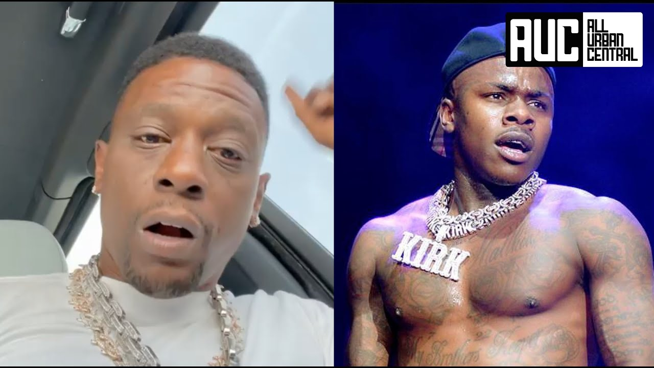 Boosie Heated That Festivals Are Tying To Cancel DaBaby & Forcing LGBTQ On People