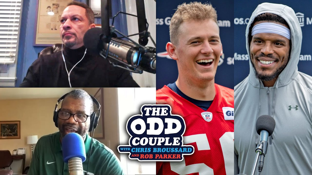 Chris Broussard & Rob Parker - How Should the Patriots Handle Their Quarterback Situation?