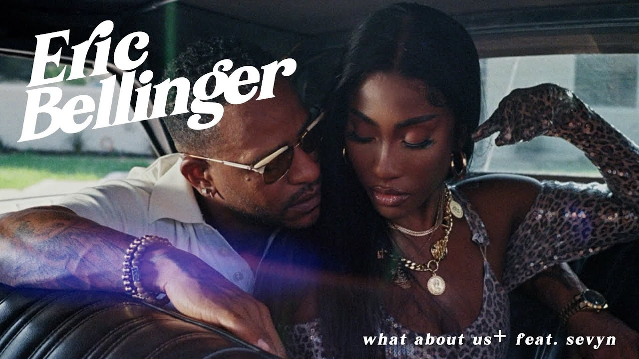 Eric Bellinger - What About Us (Visualizer (feat. Sevyn)