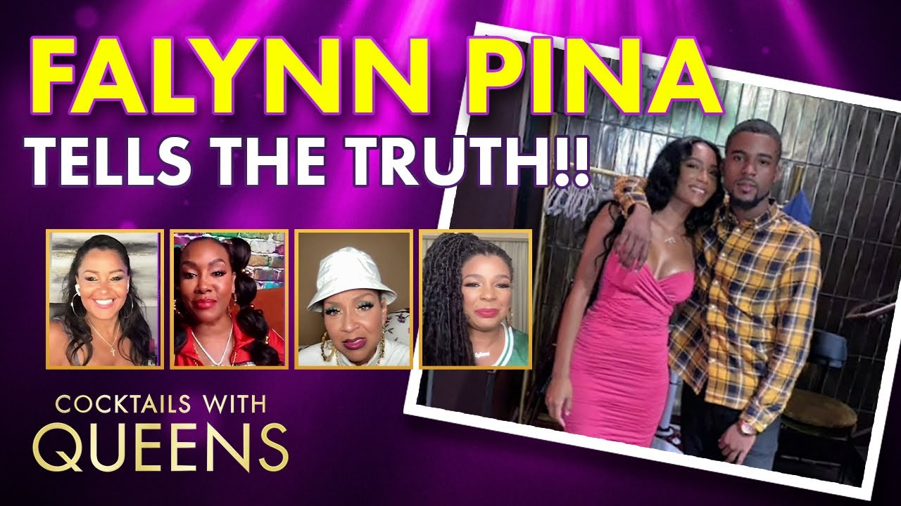 Falynn Pina Full Interview | Cocktails with Queens