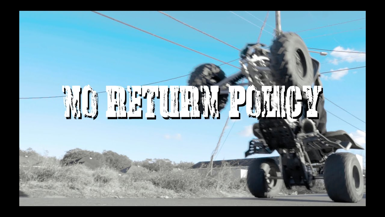 Fendi P - No Return Policy [OFFICIAL VIDEO]