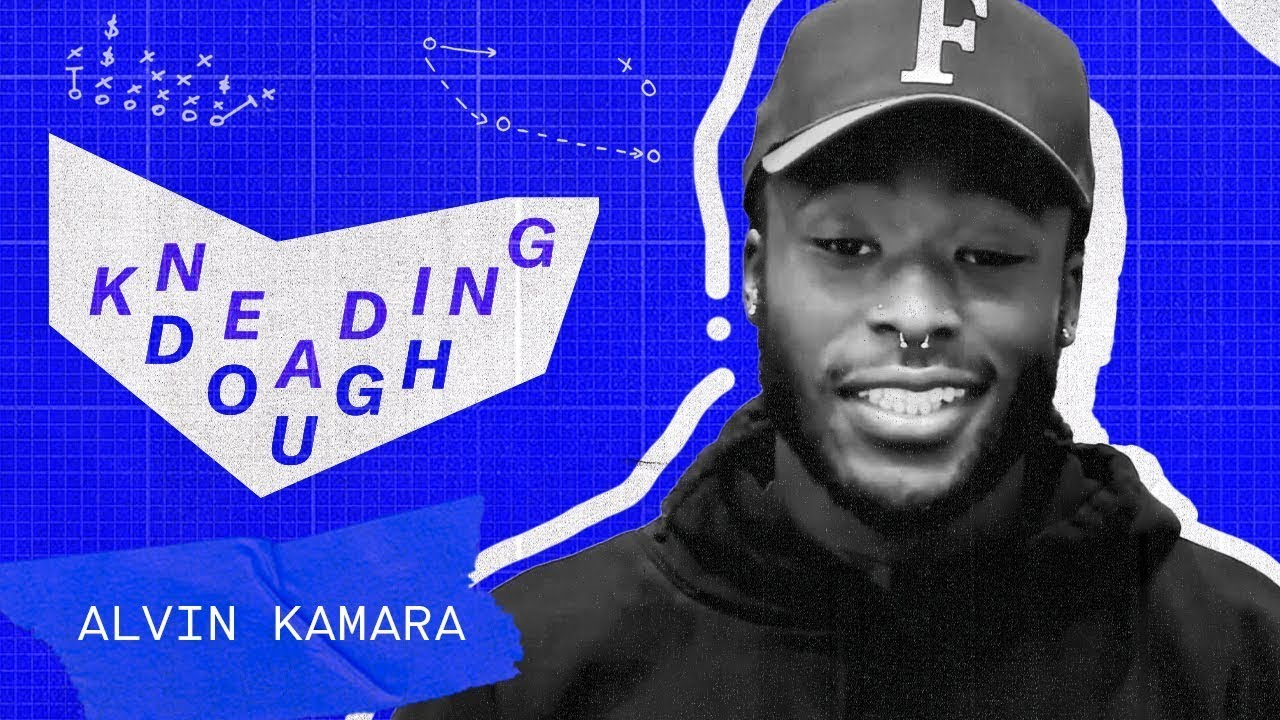 Football's Most Frugal Superstar: Alvin Kamara Shares His Secrets   KNEADING DOUGH