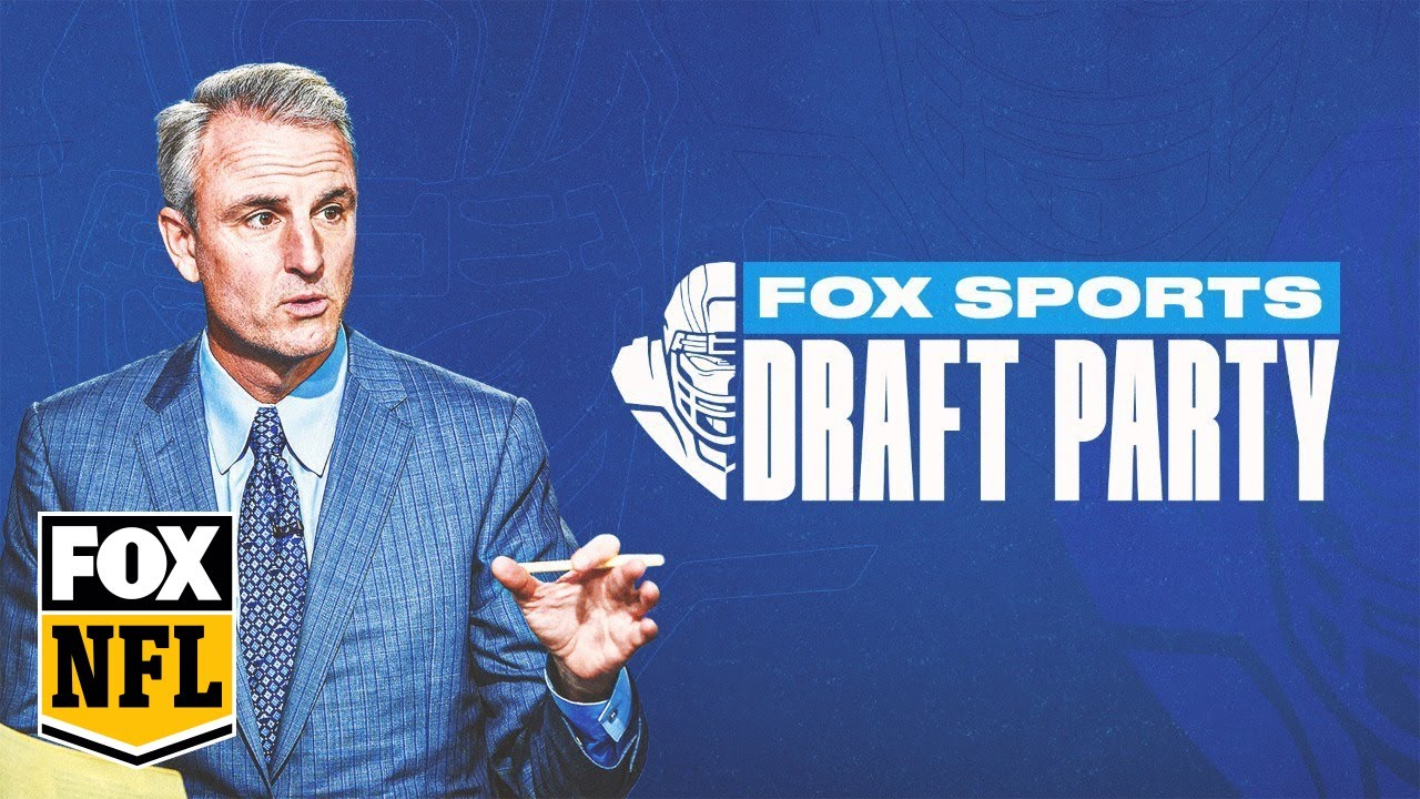 FOX Sports Draft Party with Trey Wingo & special guests   FOX NFL