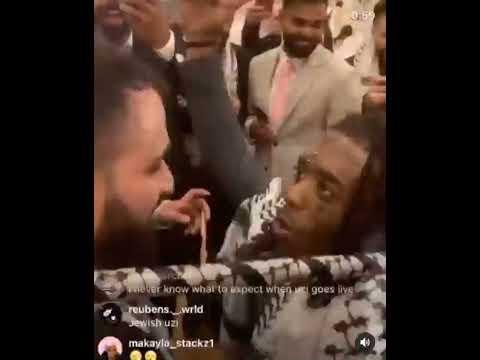 *HILARIOUS* (2021) #LilUziVert TURNS UP at Wedding