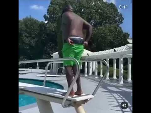 *HILARIOUS* (2021) #RickRoss Said He About to DIVE IN
