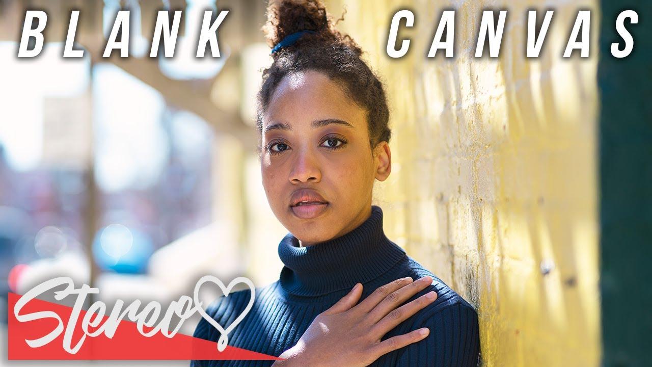 Kiana Corley - Blank Canvas (Lyrics)