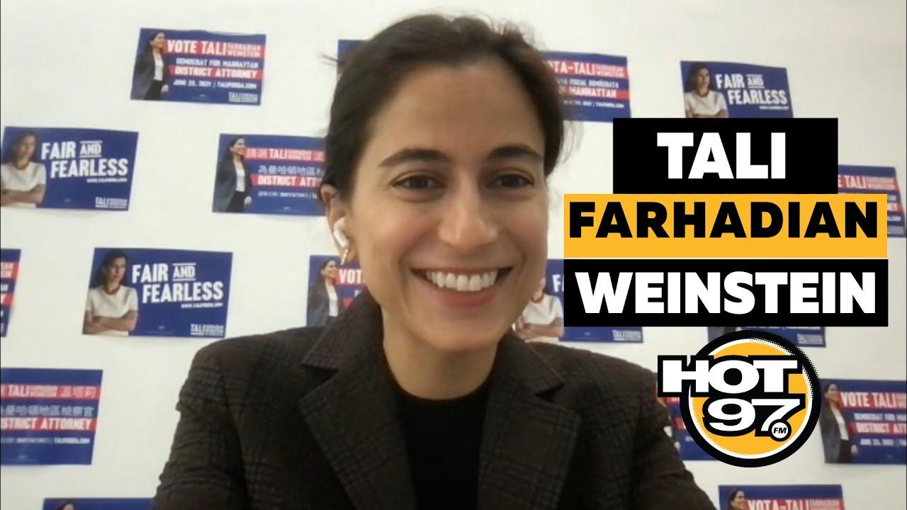 Manhattan DA Candidate Tali Farhadian Weinstein On Trump, Immigration + Post Conviction Reform