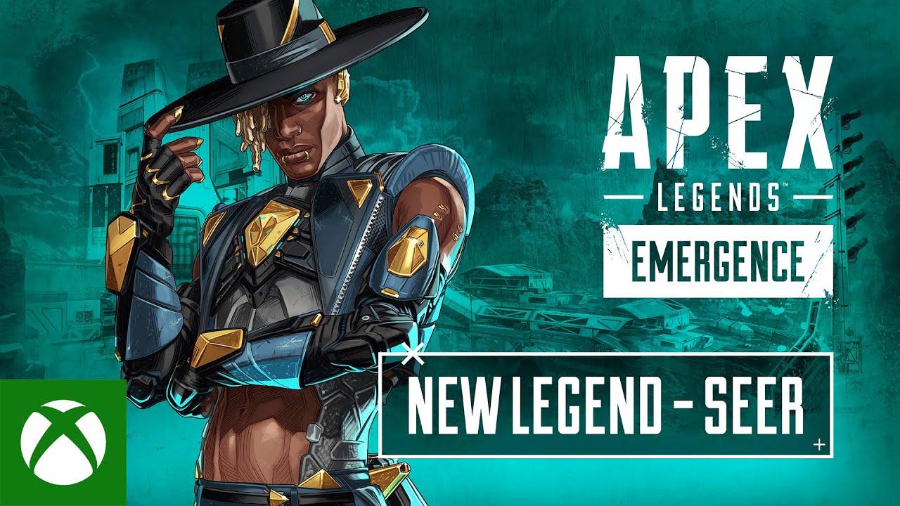 Meet Seer   Apex Legends Character Trailer