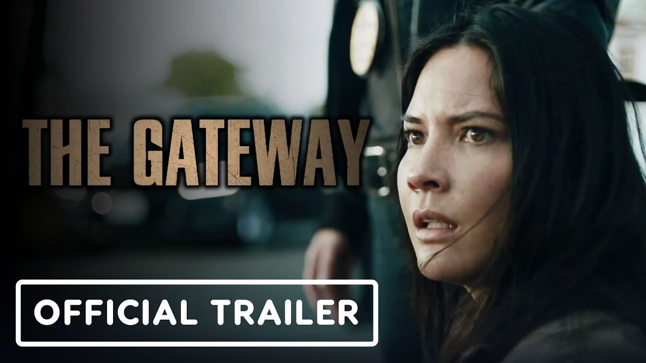 The Gateway - Official Trailer (2021) Olivia Munn, Shea Whigham