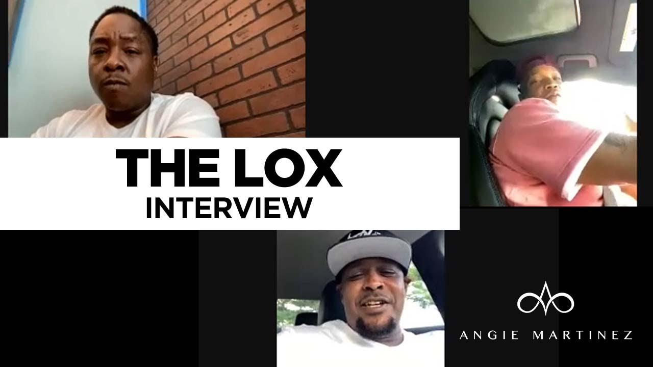 The Lox Announce Joint Tour With Dipset + Say They're Winning Verzuz Battle