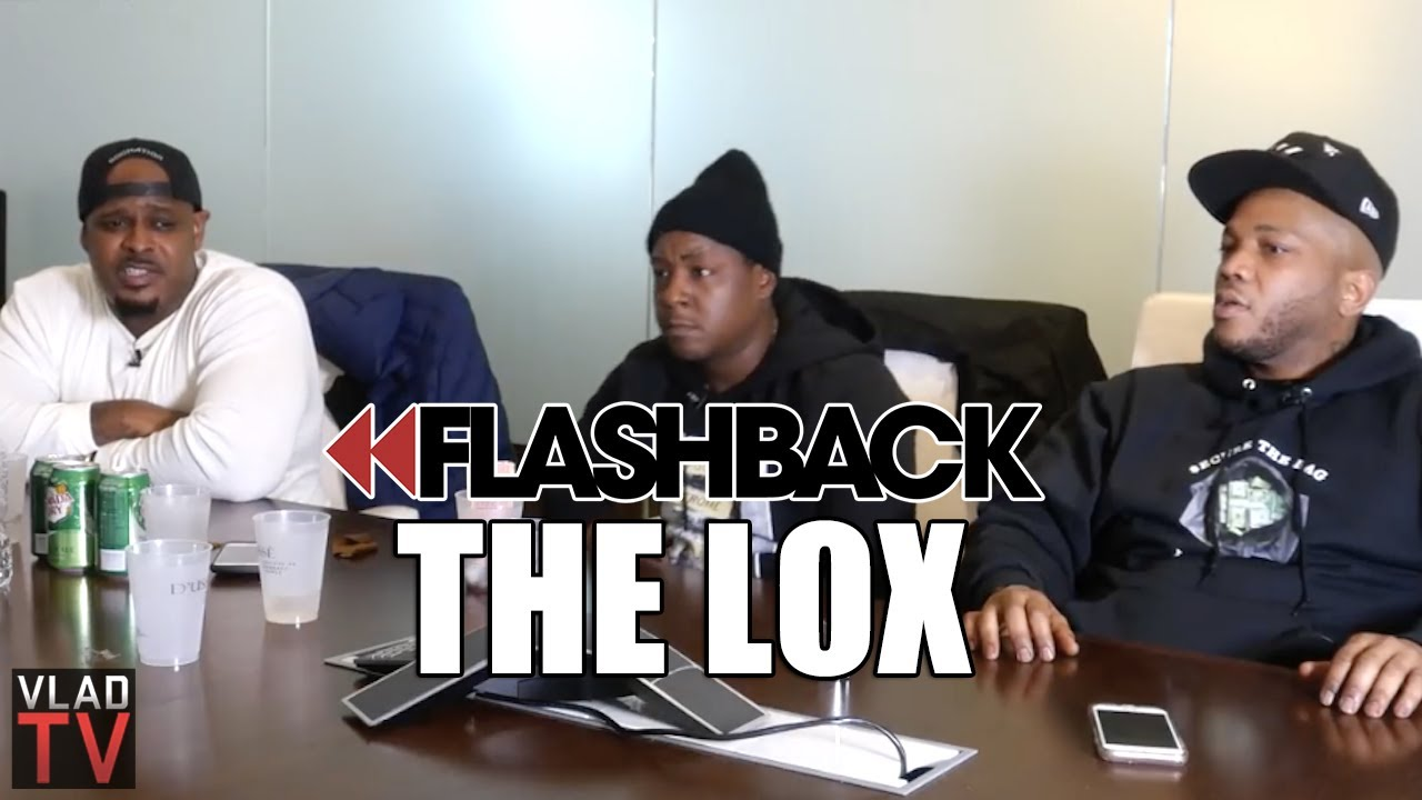 The Lox Details Suge Knight Trying to Sign Them (Flashback)