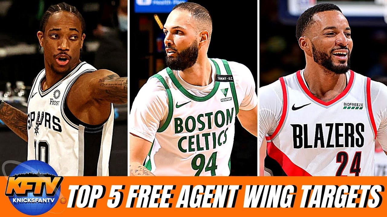 Which Free Agent Wings Are Best Fit For Knicks?