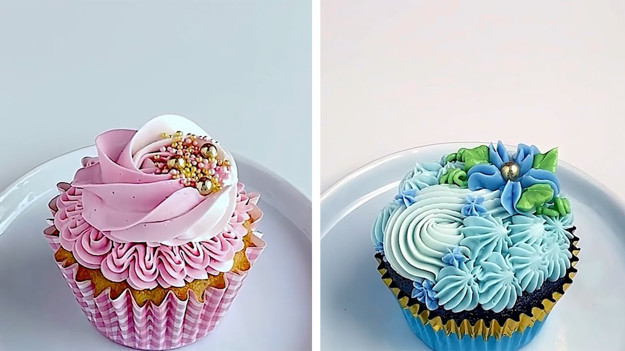10 Cupcake Icing Hacks to Sweeten up Your Weekend! So Yummy