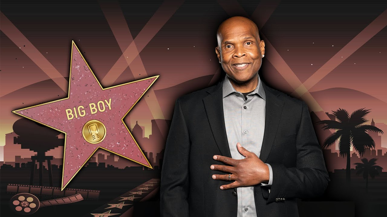 Big Boy Celebrated by Hip-Hop and Hollywood