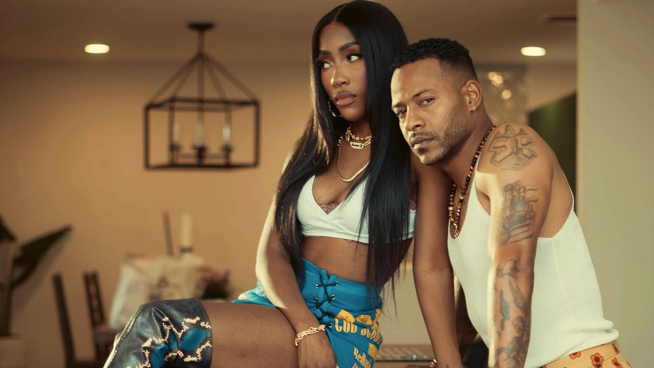 """Eric Bellinger - """"What About Us"""" ft. Sevyn (Behind the Scenes)"""