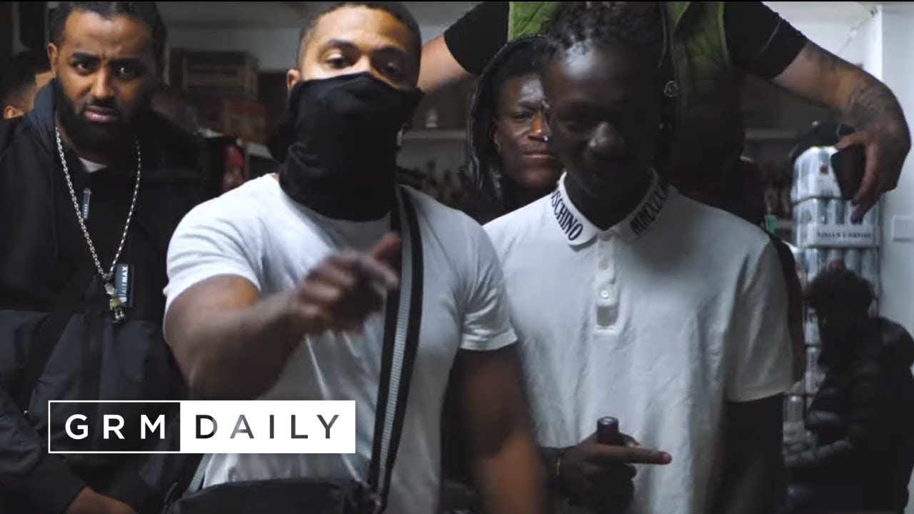 NARST (LIL NASTY) - Sketch Freestyle [Music Video] | GRM Daily