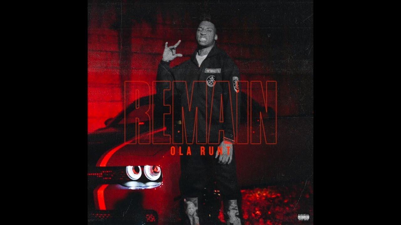 Ola Runt - Remain (Official Audio)