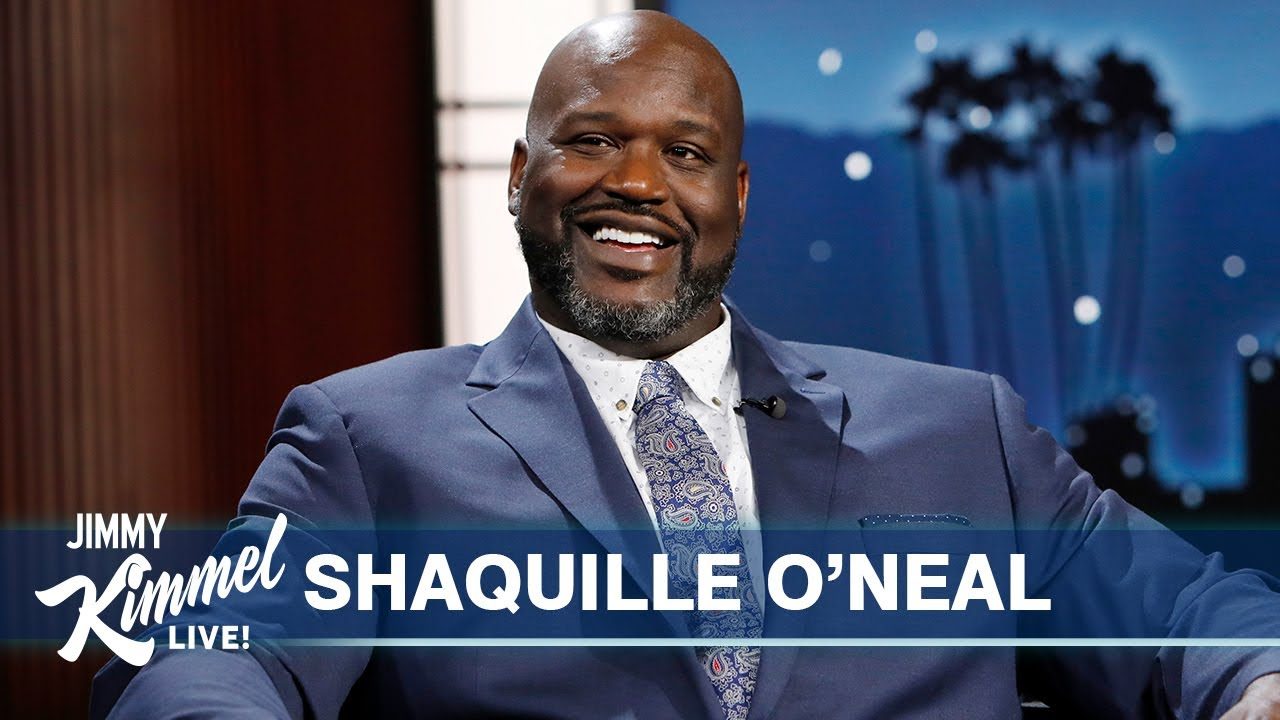 Shaq on Joining Tinder, $1 Million Bet, Kazaam's 25th Anniversary & Myths About Him