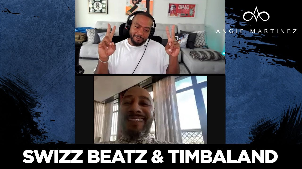 Swizz Beatz & Timbaland Say Kanye Wanted To Battle Drake For Verzuz + Weigh In On Fat Joe Vs Ja Rule