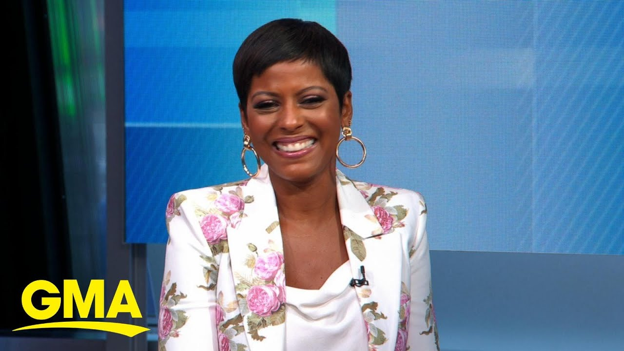 Tamron Hall shares details of her talk show's new season l GMA