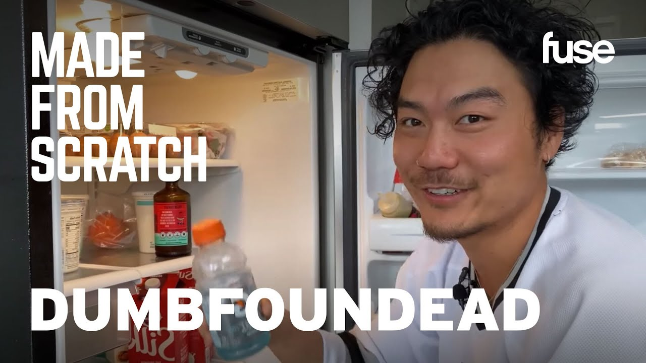 What's In Dumbfoundead's Fridge?   Made from Scratch   Fuse