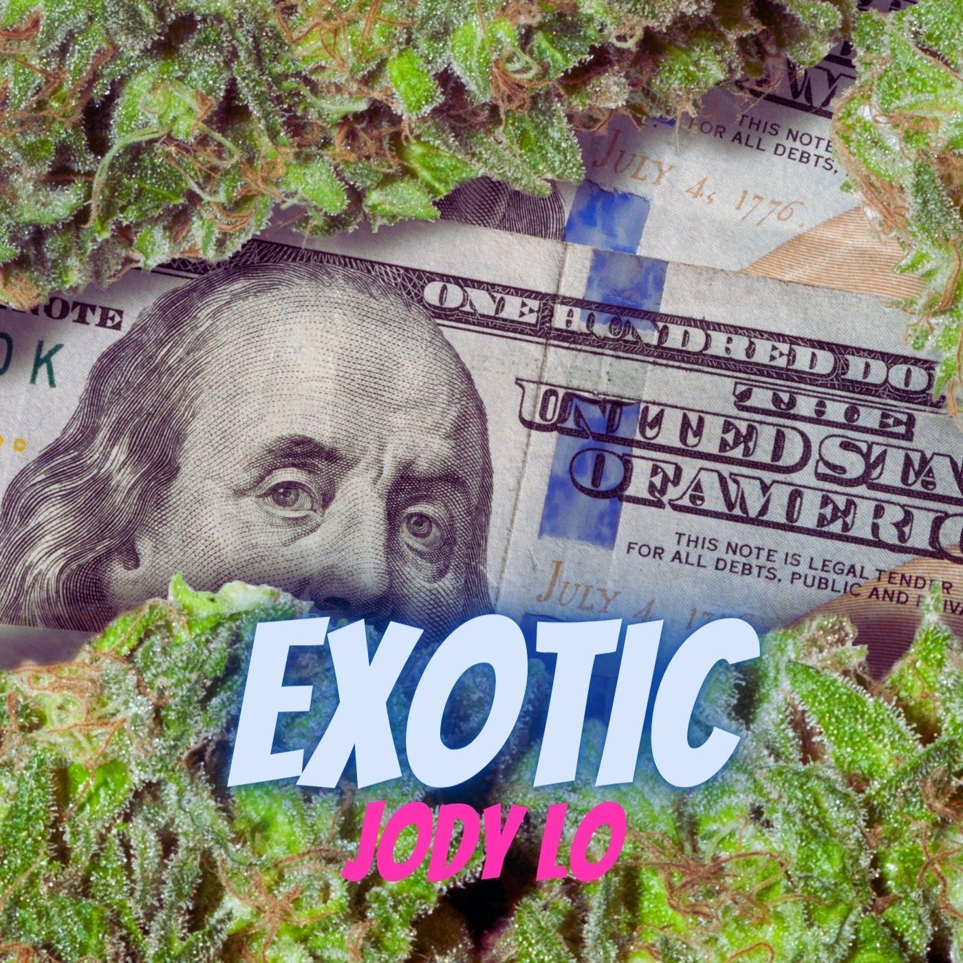 Jody Lo (@Jody__Lo) - Exotic