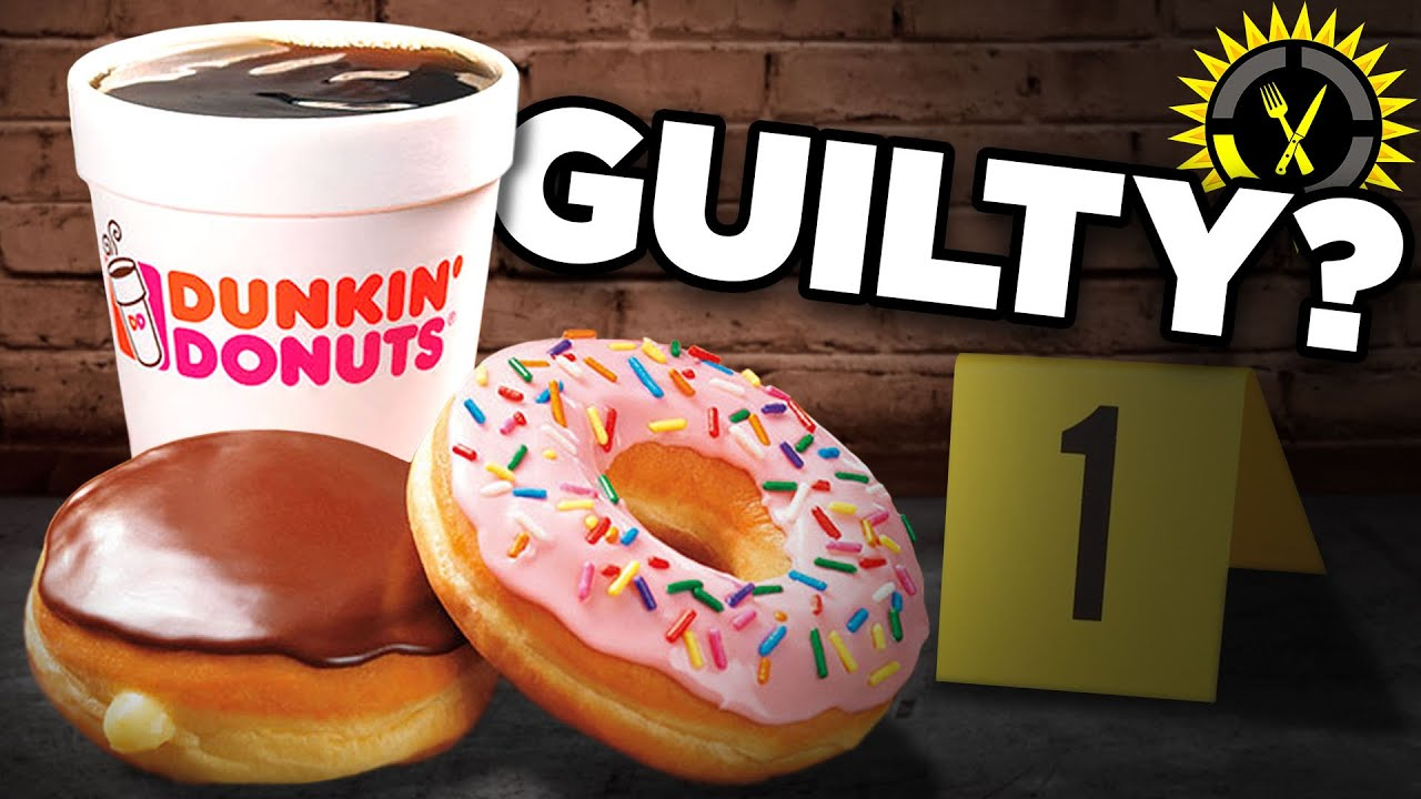 Food Theory: The Secret Dunkin Donuts DOESN'T Want You To Find Out!