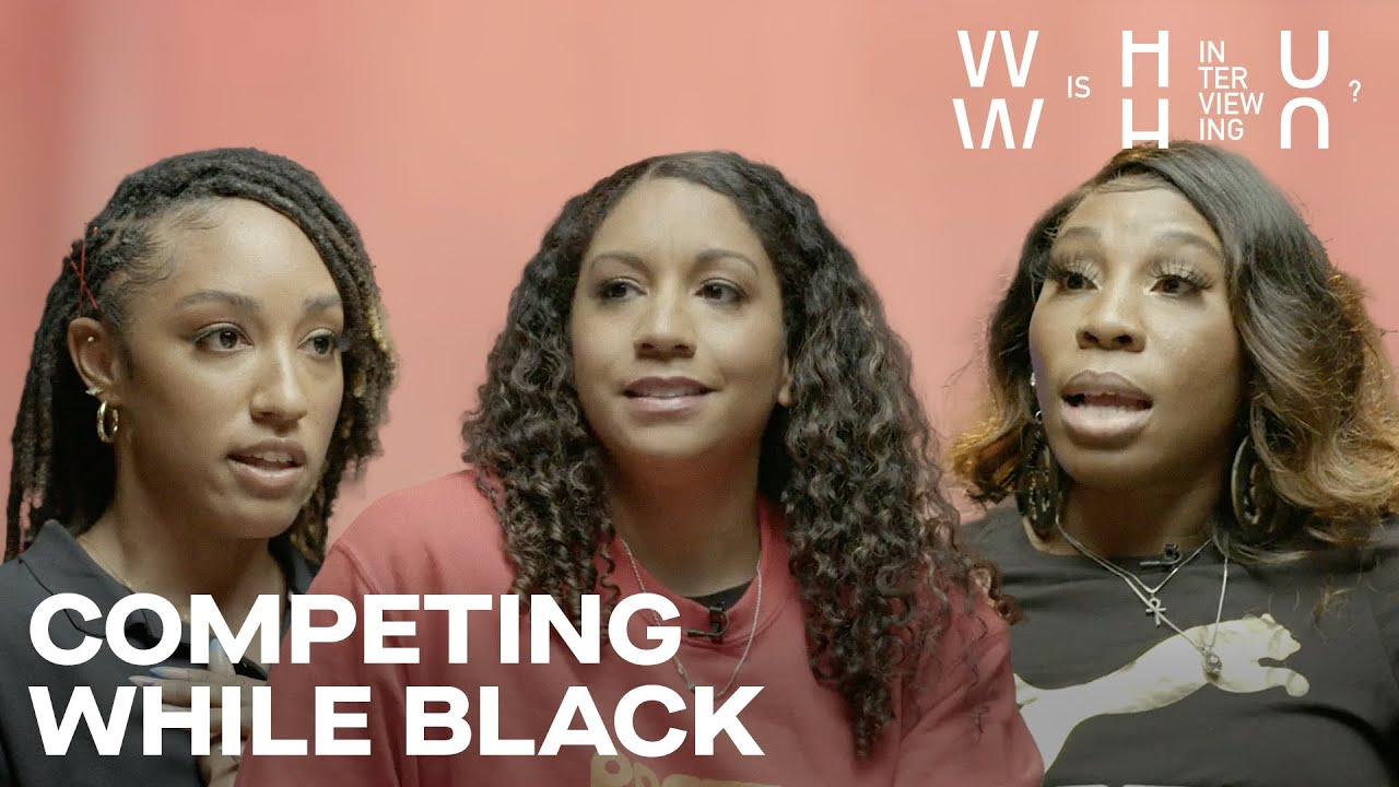 How Are Black Women Disrespected in Sports? | WHO'S INTERVIEWING WHO?