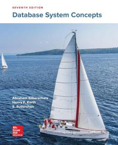Database System Concepts 7th Edition