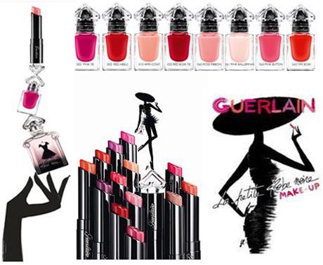 Guerlain La Petite Robe Noire - colectie makeup 2016