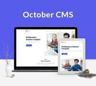 OctoberCMS