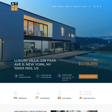 Realtor website designer