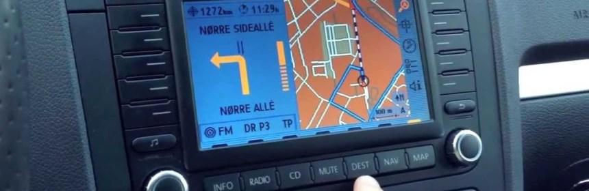 MFD2 Navigation DVD Europe