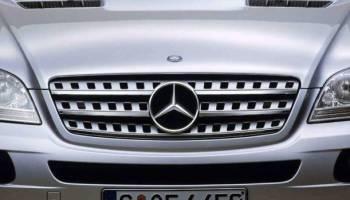 Mercedes C Class (W204) NTG 4 Navigation Maps DVD Europe 2019