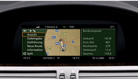 BMW Professional CCC Navigation Disc