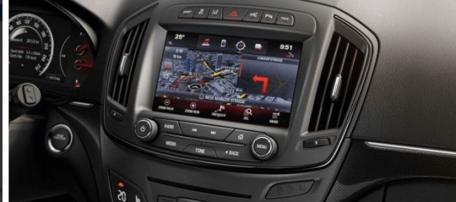 Opel Navi 900 Sat Nav SD Card Navigation Map Europe