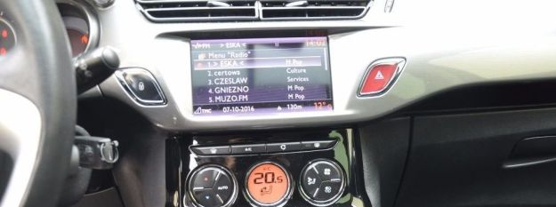 Citroen MyWay Sat Nav SD Card Maps