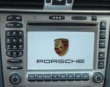 Porsche PCM 2.1 Navigation DVD Maps Europe