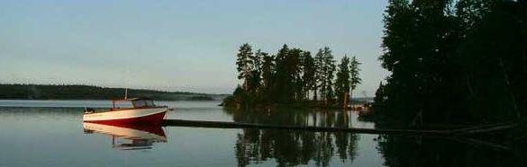 Lady Evelyn Lake Fishing at Red Pine Wilderness Lodge