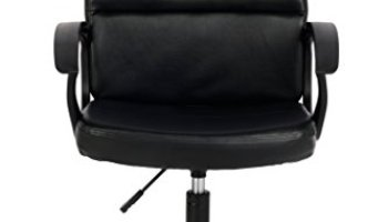 Awesome Ergonomic Leather Office Executive Chair Computer Hydraulic Download Free Architecture Designs Grimeyleaguecom