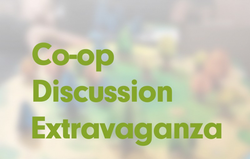 #15: Co-op Discussion Extravaganza