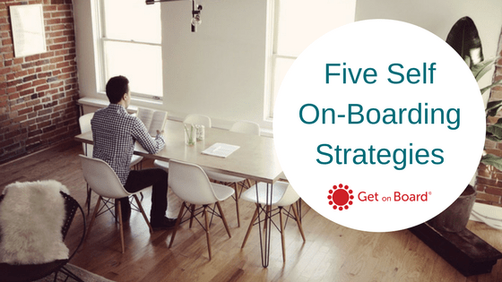 Five Ways to Board Self On-Boarding
