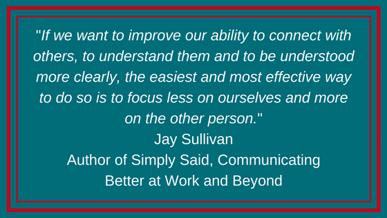 Book Review: Simply Said by Jay Sullivan