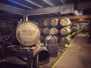 Warehouse 1 at Laphroaig