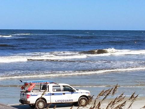 Volusia County, Florida Lifeguard
