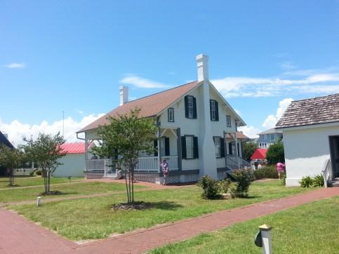 Tybee Island Light Keeper's Cottage