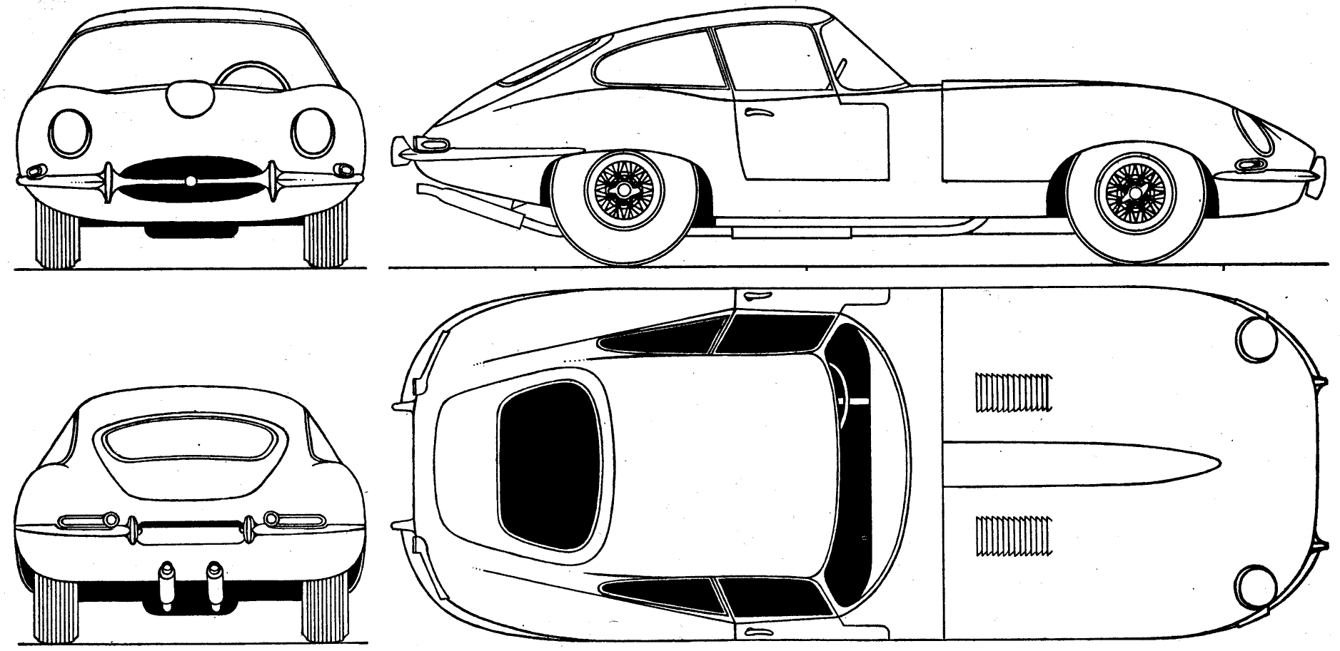 jaguar car wiring diagram