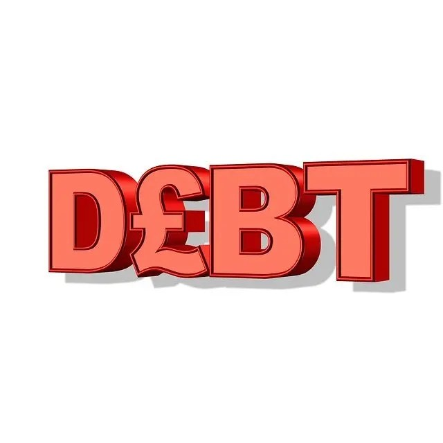 debt, UK debt, how to get out of UK debt